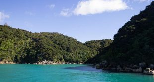 Abel Tasman National Park, Tasman and Nelson Regions, New Zealand