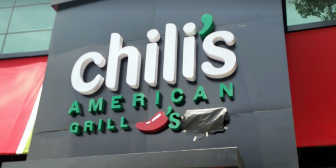 Chili's American Grill & Bar, Banjara Hills, Hyderabad American Restaurant