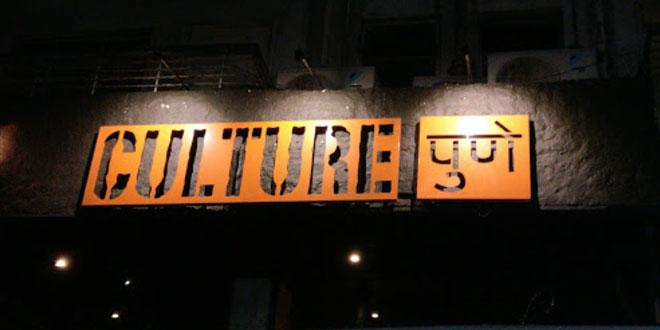 Culture Pune, FC Road, Pune World Restaurant