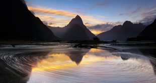 Fiordland National Park, Southland Region, New Zealand