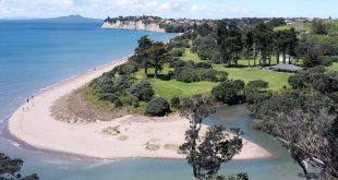 Long Bay Regional Park, Auckland Region, New Zealand