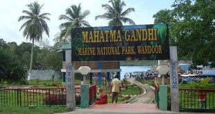 Mahatma Gandhi Marine National Park, Andaman and Nicobar Islands, India
