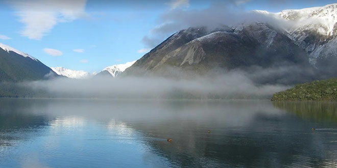 Nelson Lakes National Park, Nelson Region, New Zealand