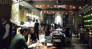 Mumbai Asian Restaurant: POH, Lower Parel, Mumbai