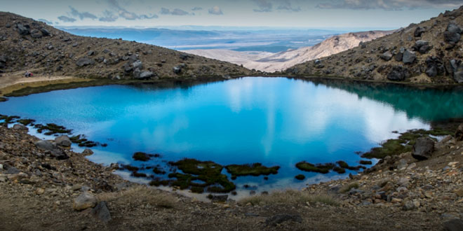 Tongariro National Park, Tongariro, Taupo and Ruapehu Regions, New Zealand
