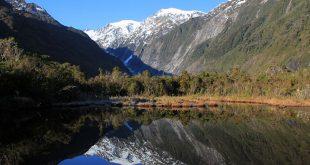 Westland Tai Poutini National Park, West Coast Region, New Zealand