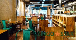 New Delhi Continental Restaurant: Zingo Star, Greater Kailash 2