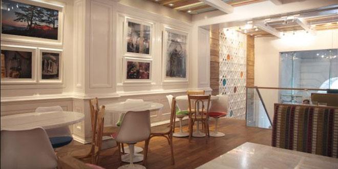New Delhi Lebanese Cuisine Restaurant: Zizo, Connaught Place
