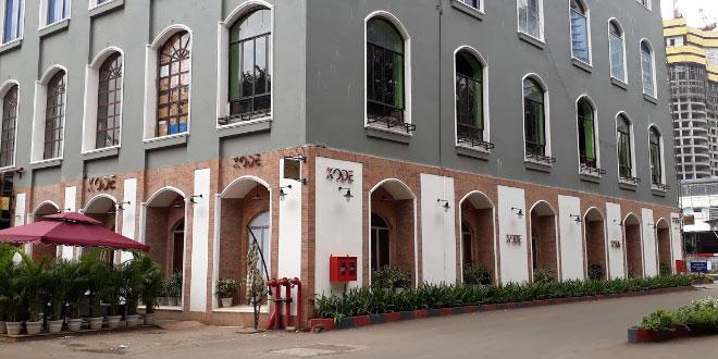 Kode, Lower Parel, Mumbai European Restaurant and Bar
