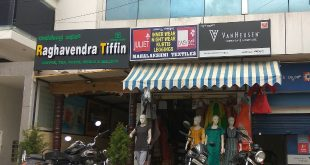Raghavendra Tiffin, HSR, Bangalore South Indian Restaurant