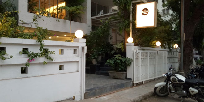 Cafe Tilla, Paldi, Ahmedabad