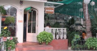 Diggin, Chanakyapuri, New Delhi Cafe Restaurant