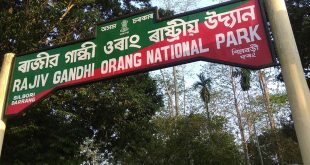 Orang National Park, Assam, India