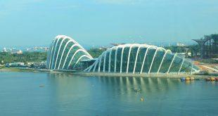 सिंगापुर का 'गार्डन ऑफ वंडर'