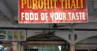 Purohit Thali, Gurukul, Ahmedabad North Indian Restaurant