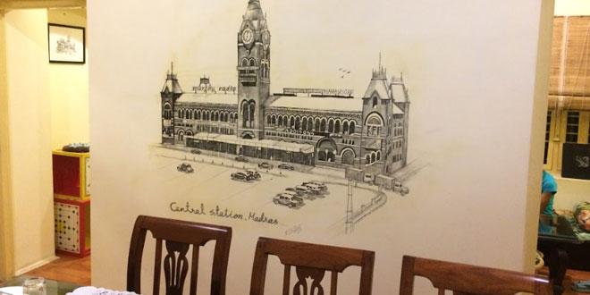 Kimberly House, Chetpet, Chennai European Restaurant