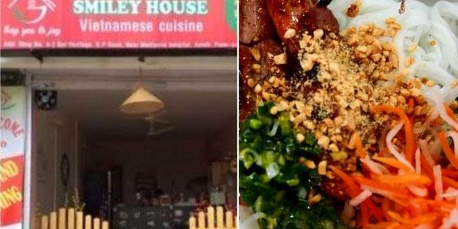 Smiley House, Khadki, Pune Vietnamese Restaurant