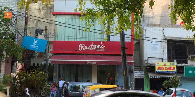 Rustom's Parsi Bhonu, Daryaganj, New Delhi Parsi Restaurant