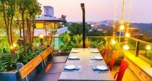 So. The Sky Kitchen, Jubilee Hills, Hyderabad Multi-Cuisine Restaurant