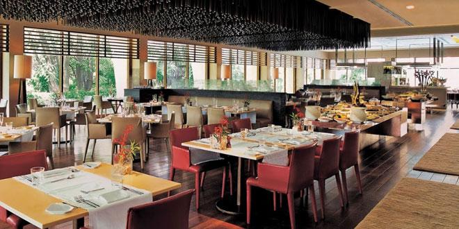 360 Degrees - The Oberoi, Dr. Zakir Hussain Marg, New Delhi North Indian Restaurant
