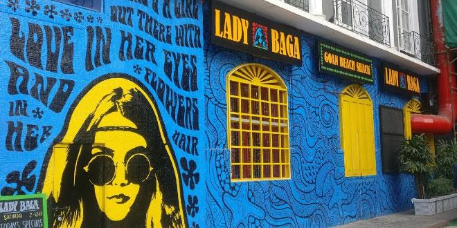 Lady Baga, Lower Parel, Mumbai Continental Restaurant