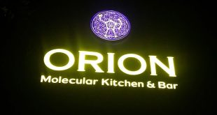 Orion, Baner, Pune Modern Indian Restaurant