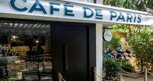 Cafe De Paris, Teynampet, Chennai Continental Restaurant