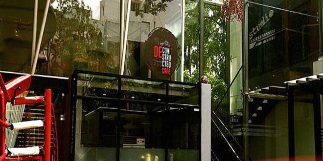 Deconstructed Cafe, Nungambakkam, Chennai Fusion Restaurant