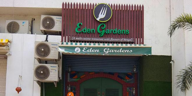 Eden Gardens, Kharadi, Pune Multi-Cuisine Restaurant