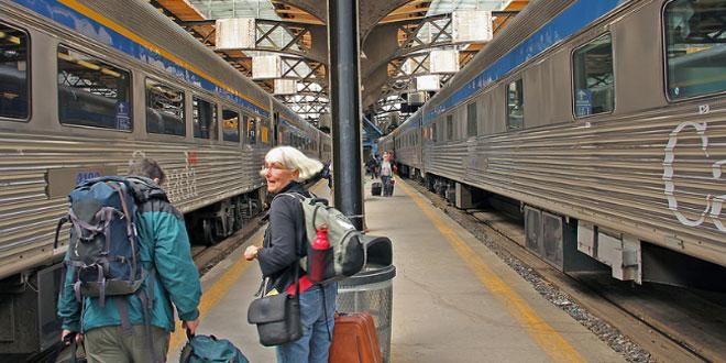 कनाडा में अद्भुत रेल यात्रा