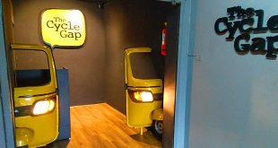 The Cycle Gap, Anna Nagar West, Chennai Continental Restaurant