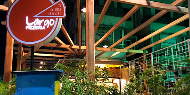 Largo Pizzeria, Dhole Patil Road, Pune Pizza Restaurant