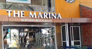 The Marina, Indiranagar, Bangalore Seafood Restaurant