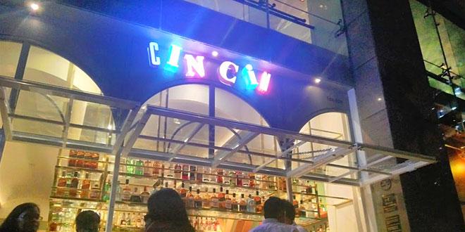 CinCin, Bandra Kurla Complex, Mumbai Italian Restaurant