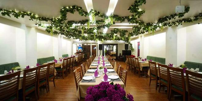 The Vineyard, Bodakdev, Ahmedabad Multi-cuisine Restaurant