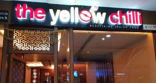 The Yellow Chilli, Viviana Mall, Thane West, Thane North Indian Restaurant