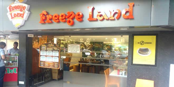New Freeze Land, C G Road, Ahmedabad Fast Food Restaurant