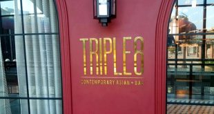 Triple8, Khel Gaon Marg, New Delhi Pan-Asian Restaurant