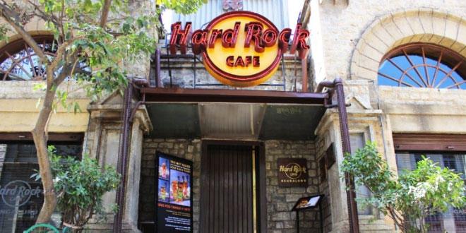 Hard Rock Cafe, St Marks Road, Bangalore