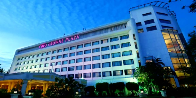 The Residency - Crowne Plaza Chennai Adyar Park, Alwarpet, Chennai