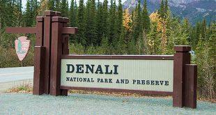 अलास्का का डनाली नैशनल पार्क