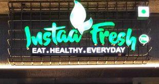 Instaa Fresh, Thaltej, Ahmedabad Restaurant