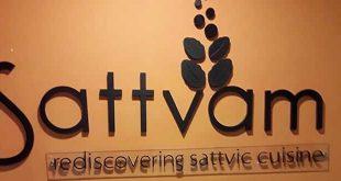 Sattvam, JP Nagar, Bangalore Restaurant