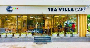 Tea Villa Cafe, Navrangpura, Ahmedabad