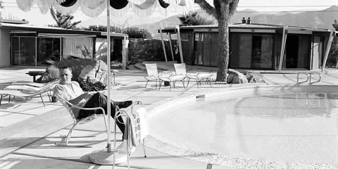 Frank Sinatra Home at Palm Springs, California