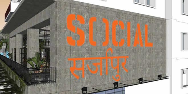 Sarjapur Social, Sarjapur Road, Bangalore