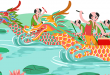 हांगकांग की ड्रैगन बोट रेस