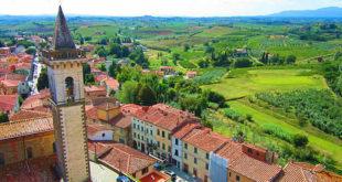 ल्योनार्दो दा विंची का गृहनगर इटली का शहर 'विंची'