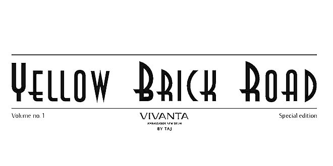 Yellow Brick Road-Taj Vivanta, Khan Market, New Delhi