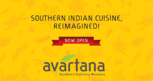Avartana: ITC Grand Chola, Guindy, Chennai Restaurant